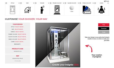 Insignia Customisation Tool