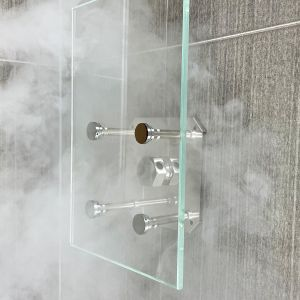 Glass Steam Outlet Guard