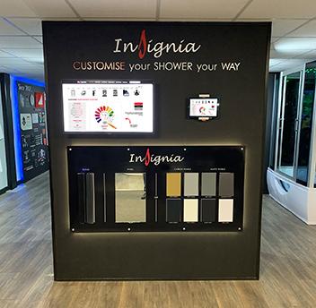 Insignia Customisation Board
