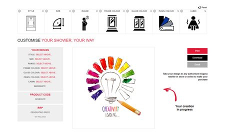 customisation logo
