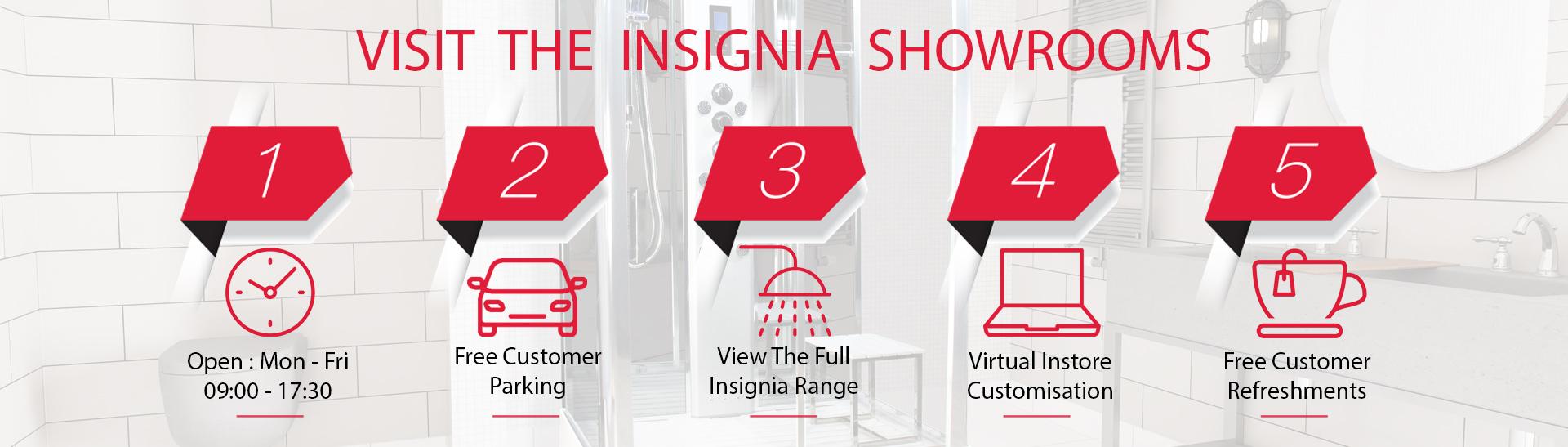 Insignia Showroom