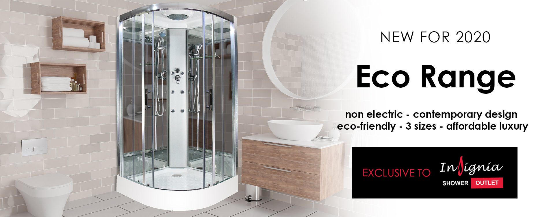 ECO Shower Cabins