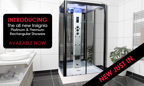 new insignia shower