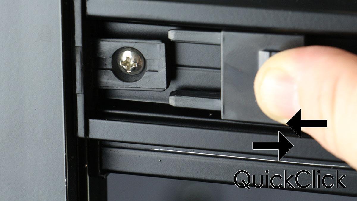 Insignia QuickClick build